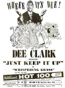 Clark, Dee - 05-59 - Whispering Grass
