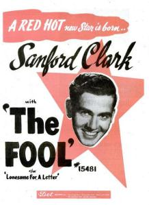 Clark, Sanford - 08-56 - The Fool