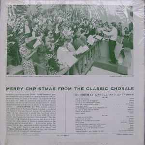 CLASSIC CHORALE - CENTURY - CHRISTMAS (4)