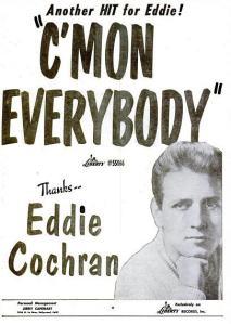 Cochran, Eddie - 12-58 - C'Mon Everybody