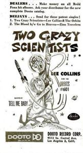 Collins, Lee - 11-60 - Two Crazy Scientists