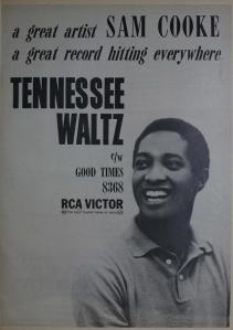 Cooke, Sam - 06-65 - Tennessee Waltz
