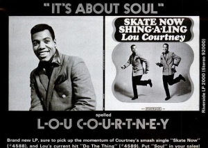 Courtney, Lou - 03-67 - It's About Soul