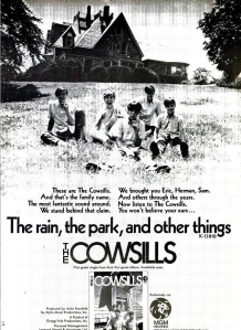 Cowsills - 09-67 - The Rain The Park & Other Things