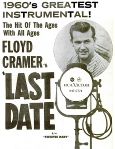 Cramer, Floyd - 10-60 - Last Date