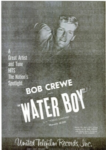 Crewe, Bob - 02-60 - Water Boy