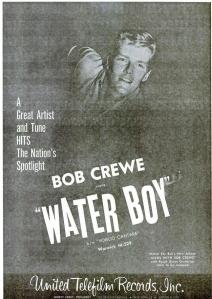 Crewe, Bob - 02-60 - Water Boy