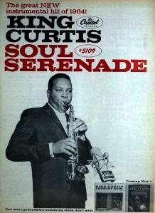 Curtis, King - 04-64 - Soul Serenade