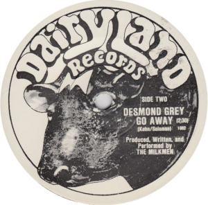 DAIRYLAND - MILKMEN - DESMOND GREY