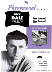 Dale, Dick - 04-63 - Movin Like Mad