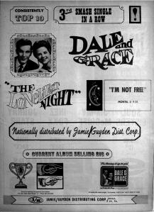 Dale & Grace - 04-64 - The Loneliest Night