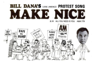 Dana, Bill - 10-65 - Make Nice