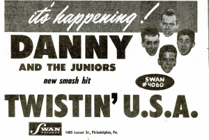 Danny & Juniors - 09-60 - Twisting USA