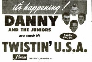 Danny & Juniors - 09-60 - Twisting USA