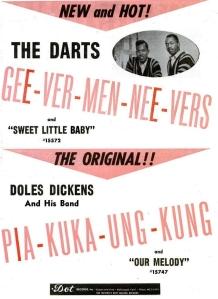 Darts - 04-58 - Gee Ver Men Nee Vers