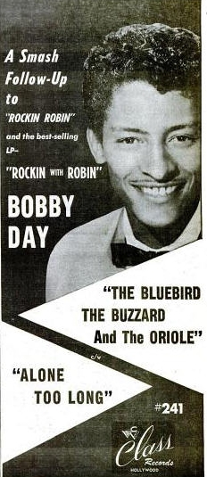 Bobby Day - The Bluebird The Buzzard And the Oriole