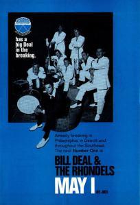Deal, Bill & Rhondels - 69 CB - May I