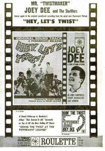 Dee, Joey - 01-62 - Hey Let's Twist