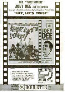 Dee, Joey - 01-62 - Hey Let's Twist