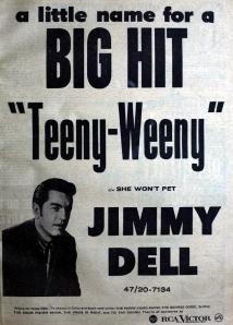 Dell, Jimmy - 02-58 - Teeny-Weeny