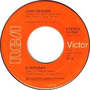 Denver, John - Everyday - 1972