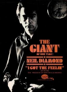 Diamond, Neil - 10-66 - I've Got the Feelin