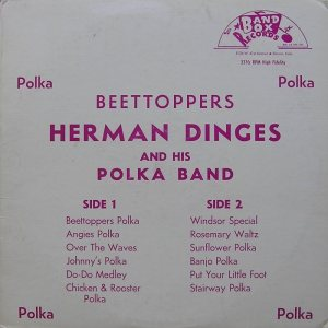 DINGES, HERMAN - BAND BOX 1010 - BEETOPPERS 3