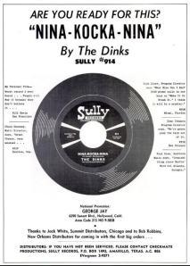 Dinks - 65 - Nina Kocka Nina