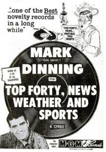 Dinning, Mark - 02-61 - Top Forty