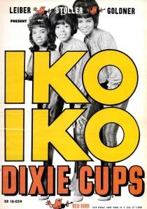 Dixie Cups - 04-65 - Iko Iko