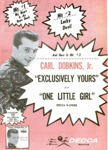 Dobkins Jr., Carl - 04-60 - Exclusively Yours