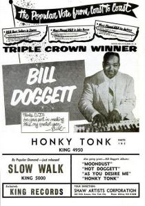 Doggett, Bill - 11-56 - Honky Tonk