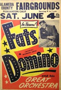 Domino, Fats - Alameda Co Fairgrounds