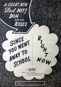Don & Roses - 05-58 - Since You Went Away to School