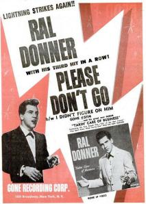 Donner, Ral - 10-61 - Please Don't Go