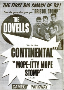 Dovells - 01-62 - Mope Itty Mope Stomp