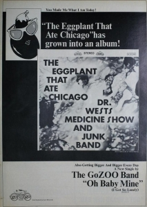 Dr Wests Medicine Show - 12-66 - The Eggplant that Ate Chicago