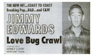 Edwards, Jimmy - 11-57 - Love Bug Crawl A