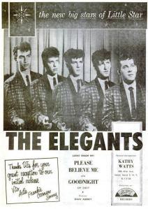 Elegants - 12-58 - Please Believe Me