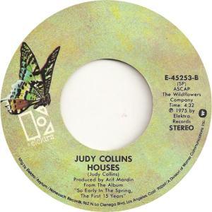 Elektra 45253 - Collins, Judy - Houses