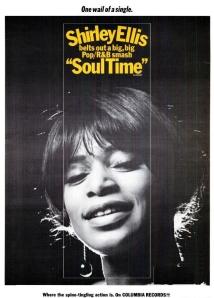Ellis, Shirley - 02-67 - Soul Time