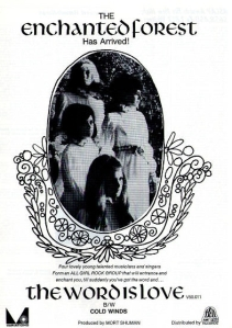 Enchanted Forest - 1968 CB - The Word is Love