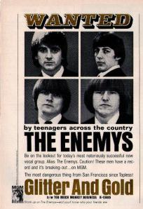 Enemys - 1966 CB - Glitter and Gold