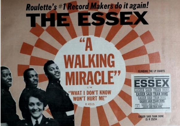Essex - 08-63 - Walkin MIracle