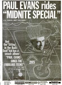 Evans, Paul - 01-60 - Midnite Special