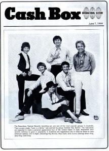 Executives - 1968 CB - Ad