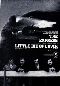 Express - 1967 CB- Little Bit of Lovin