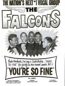 Falcons - 06-59 - You're So Fine 2