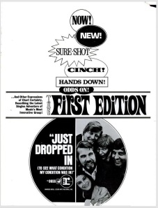 First Edition - 02-68 - Just Dropped In