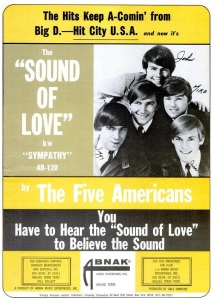 Five Americans - 05-67 - The Sound of Love